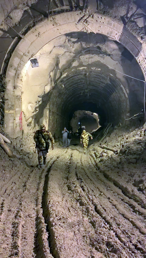 Tunnel and drones: How a rescue operation is being done in mountains?